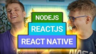 OmniStack: Node.js + ReactJS + ReactNative (LIVE COM CTO DA ROCKETSEAT)