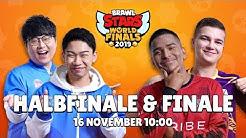DAS 250.000$ Brawl Stars WELTMEISTERSCHAFTS FINALE! 🏆😨 ★ Brawl Stars Live deutsch