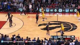 Kevin Durant Back to Back CLUTCH Threes SAVES THE WARRIORS!