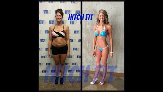 Worlds Best Online Weight Loss Program Before and After Pics Hitch Fit