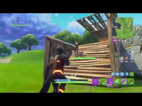 Chill Fortnite Montage Season 2 - Season 5 Clips!! Xbox One X Gameplay