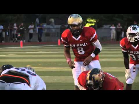 Highlights: Phil Simms North/South All-Star Football Game (6/25/14)