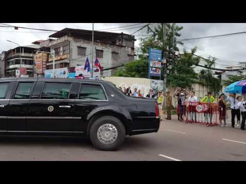 OBama in.Laos 2016 / 8-8