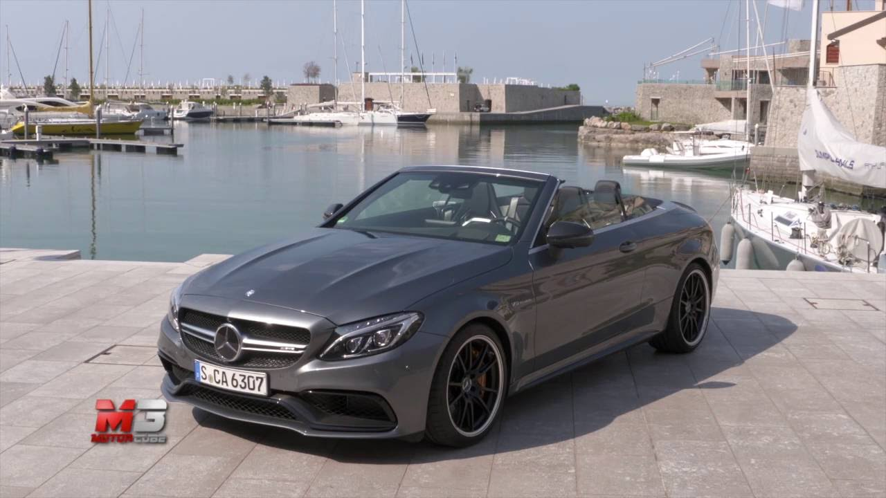 new mercedes classe c cabriolet 2016 eugenio blasetti racconta la nuova classe c cabriolet. Black Bedroom Furniture Sets. Home Design Ideas