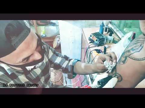 tattoos artist by DJ
