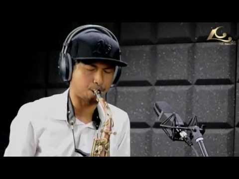 Skyfall by Syed Syamer on LC A-701RF Dark Red Antique Alto Saxophone