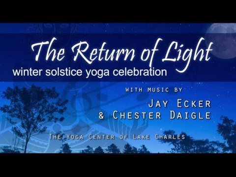 YOGA + Live JAZZ - A Full Length Winter Solstice Yoga Flow Class