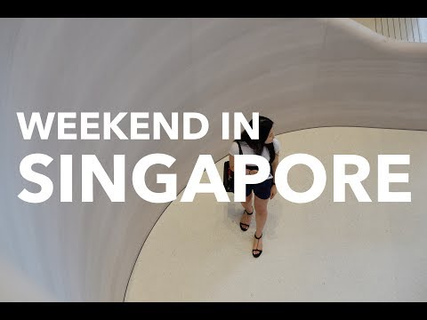 003: Weekend in Singapore // Travel / Vlog / iPhone 7 Only