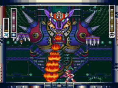 "Let's Play Mega Man X ""Minimalist"" Part 7.5 - Assume Variable ""Sigma"" is greater than Variable ""X"""