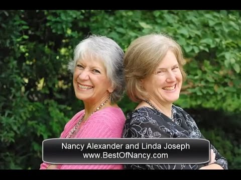 Nancy and Linda Speaking to Chamber of Commerce 'Women in Business'- Nancy Alexander (edition 2016)
