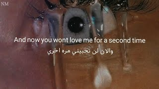 The Weekend - Save Your Tears // مترجمة