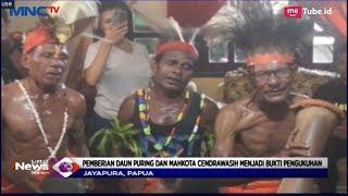 Begini Meriahnya Pengukuhan Kepala Suku Adat di Papua - LIM 02/05.mp3