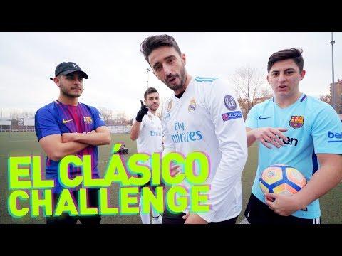 EL CLÁSICO CHALLENGE con DjMaRiiO VS xBuyer y RobertPG