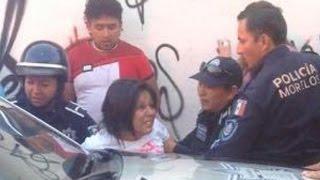 Morelos: Detenida alcaldesa electa de Temixco por chocar borracha