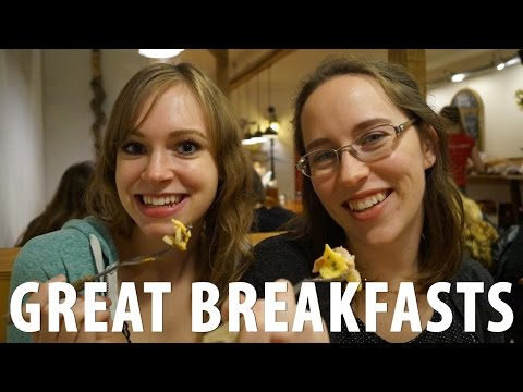 3 Great Breakfast Places in De Pijp Amsterdam