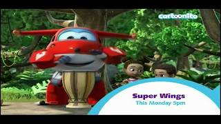 Cartoonito UK Super Wings New Episodes October 2017 Promo