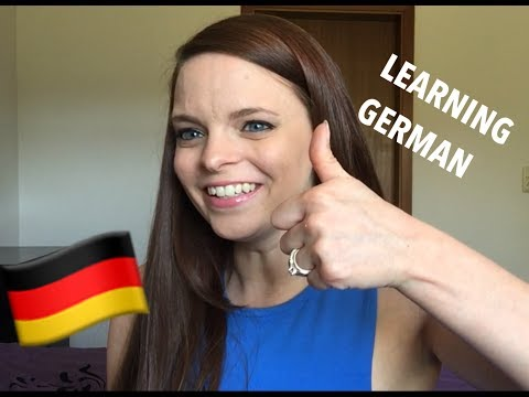HOW TO LEARN GERMAN!