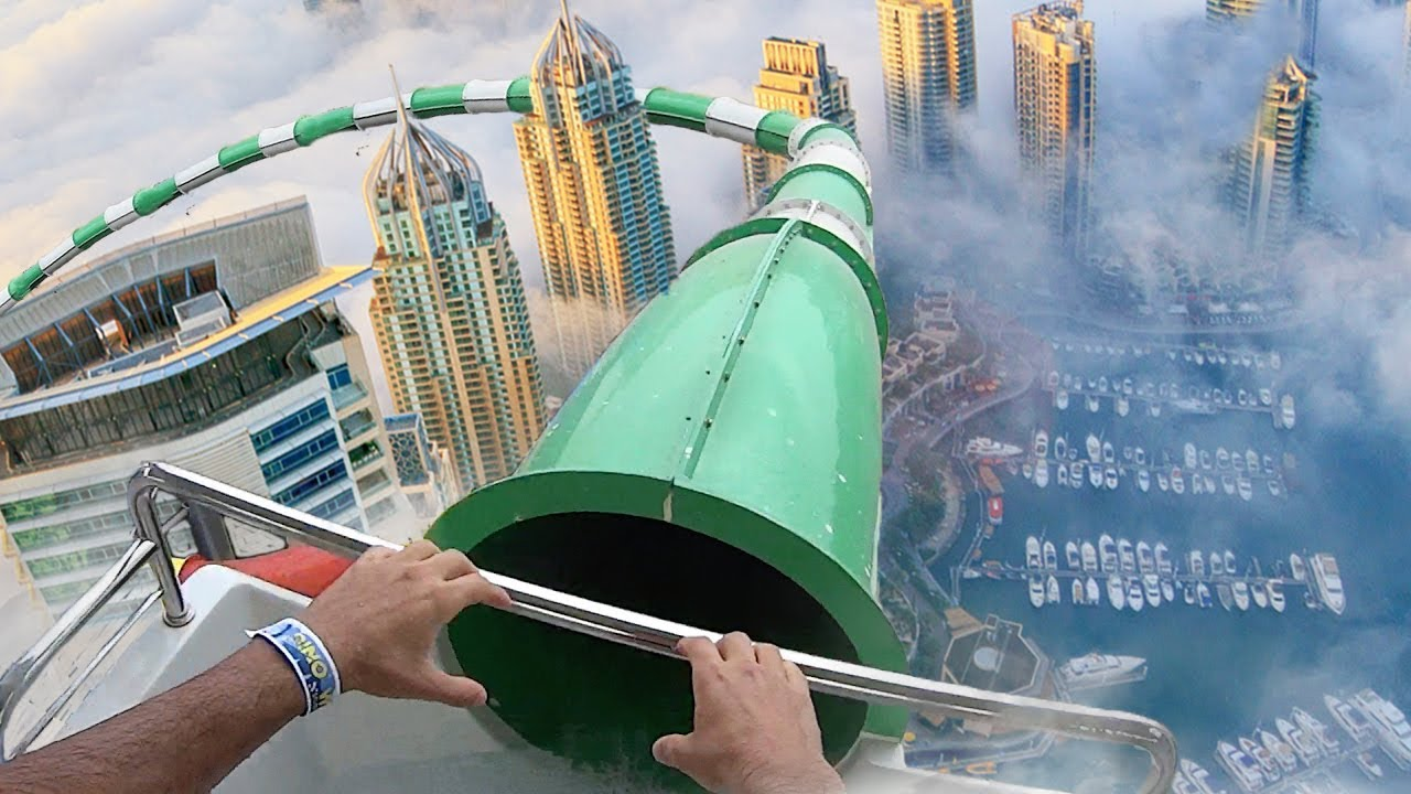 top-5-most-insane-custom-waterslides-you-wont-believe-exist