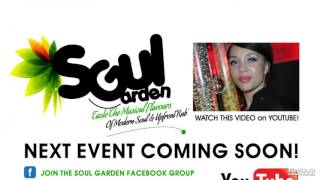 SOUL GARDEN OLD SKOOL SPECIAL Dec 2015 Radio Advert