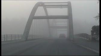 """Lieksan""""Golden Gate""""-Kaarisilta(video 90-luvun alkupuolelta)"""