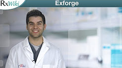Exforge To Treat High Blood Pressure - Overview
