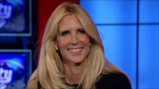 Ann Coulter on The Sean Hannity Radio Show (4/21/2017)