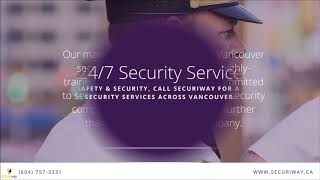 Vancouver Security Company | Fire Watch | Security Guard Provider