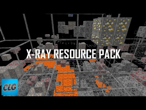 CranK's X-Ray Resource Pack for Minecraft 1.7.5...