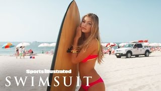 Hannah Davis, Gigi Hadid & More On Location | Sports Illustrated Swimsuit 2014