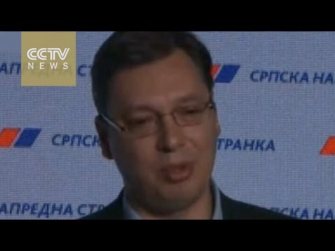 Serbia PM sweeps election in a landslide