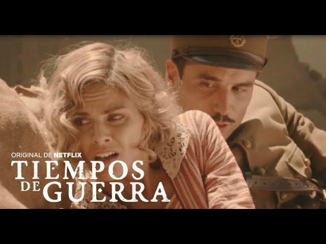Tiempos De Guerra Trailer En Español L Netflix Youtube