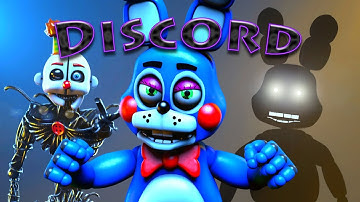 "[SFM] [FNaF] ""Discord"" by Eurobeat Brony (Remix by The Living Tombstone)"
