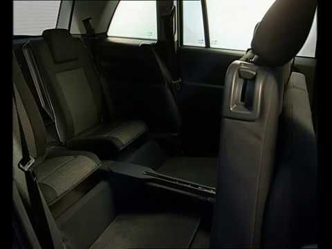 2008 Opel Zafira Flex7 seat system - Видео с YouTube на компьютер, мобильный, android, ios