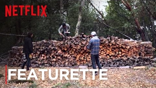 Fireplace For Your Home - Behind The Scenes - Netflix - Hd