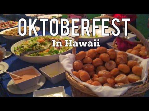 Oktoberfest In Hawaii
