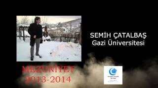 HOŞÇAKALIN - AGD Ankara Şube Üniversite Komisyonu 2014 Mezunları