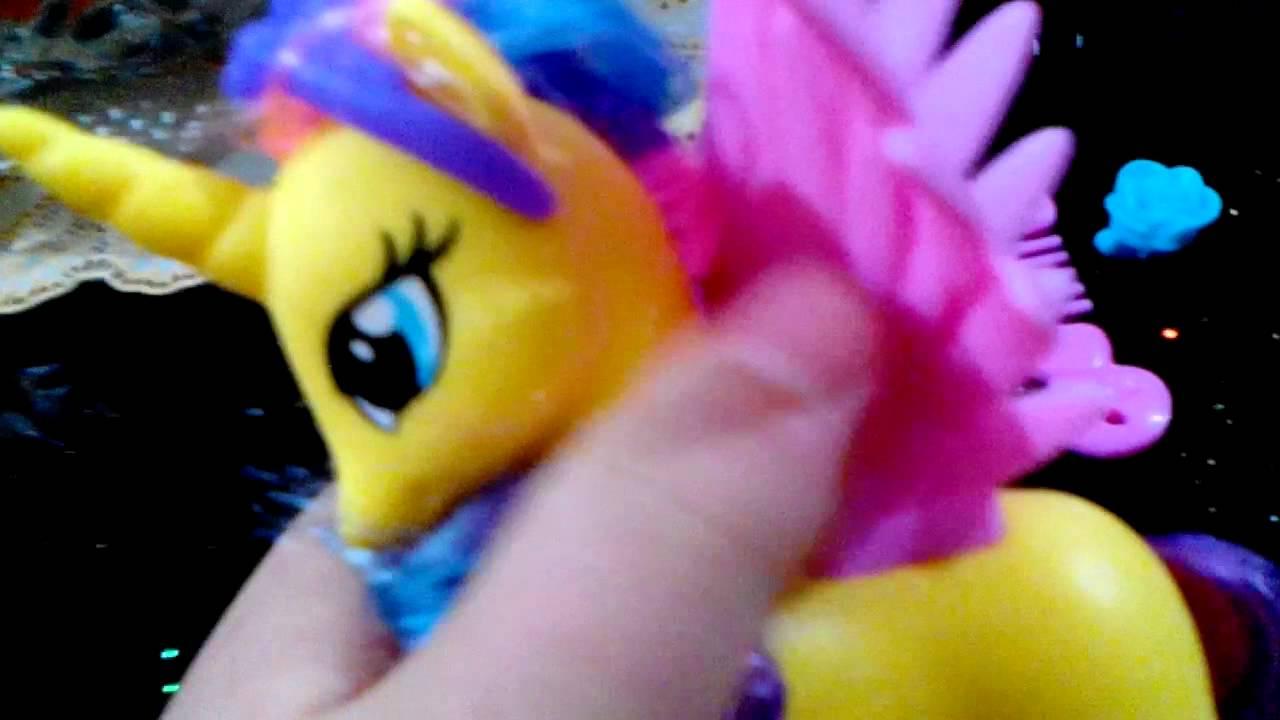 Noi mei ponei my little pony toys  YouTube