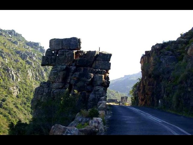 Bains Kloof Pass (R301) Part 3 - 2016 - Mountain Passes of South Africa