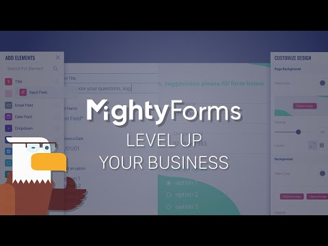 Build Your Business with MightyForms