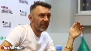 #ВТЕМЕ: У Сергея Шнурова роман с Никой Белоцерковской?