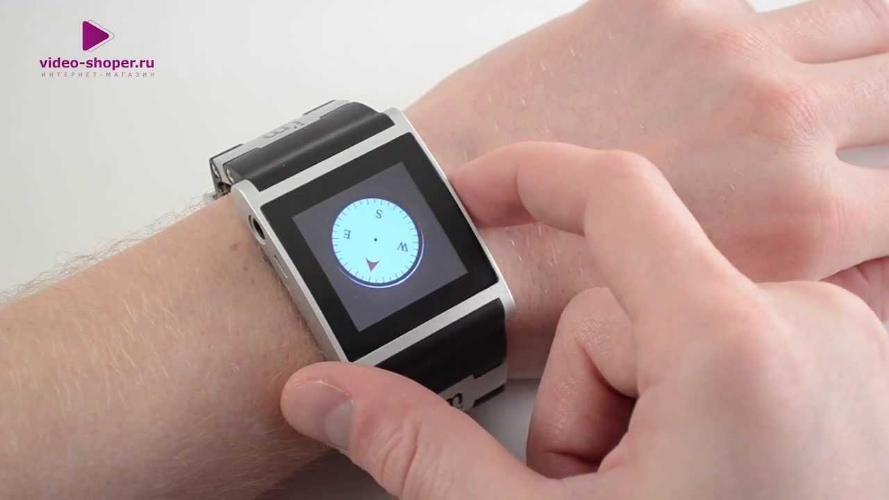 Обзор Умных часов COGITO Classic Watch - YouTube