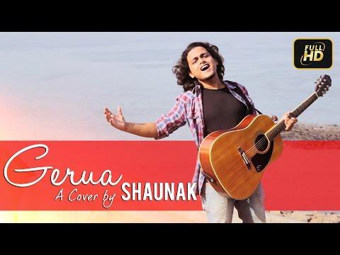 Gerua | Dilwale | Shah Rukh Khan | Kajol | Pritam | A Cover By Shaunak