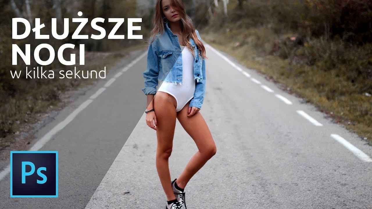 Dłuższe nogi w kilka sekund | exciting.pl