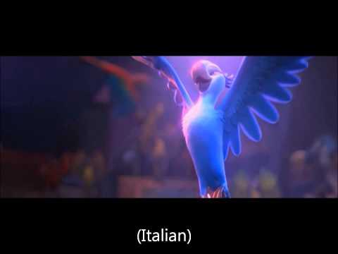 Rio Hot wings Jewel sing (Multilanguage)