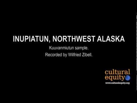 Parlametrics: Inupiatun, Northwest Alaska I