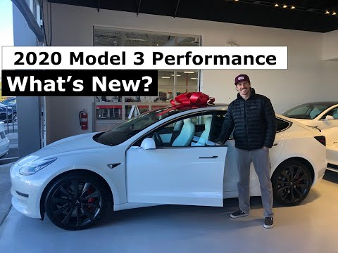 Tesla Model 3 Performance 2020 Inside & Out - What's Different?