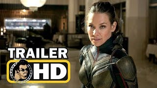 ANT-MAN AND THE WASP - Official Trailer #1 (2018) Marvel Supehero Movie HD