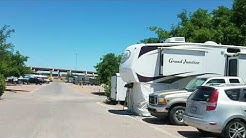 Mission R.V park, El Paso, Texas
