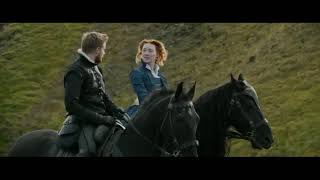 Jack Lowden w/ Saoirse Ronan - Mary Queen of Scots (Scene)