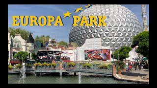 Koaster Kids at Europa Park in Germany - Day 1